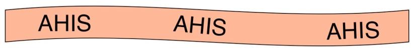 AHIS Ribbon