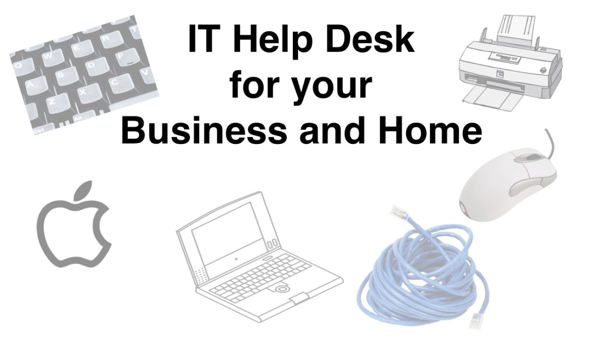 IT Help Desk Image
